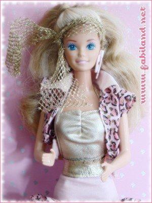 Barbie Animal lovin