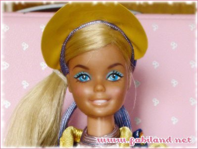 Barbie Européenne