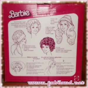 Barbie Hair happening