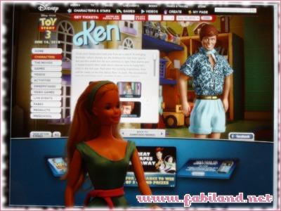 Barbie Great shape et Ken Animal lovin