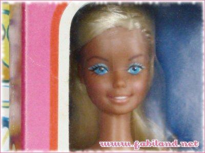 Barbie Sports star