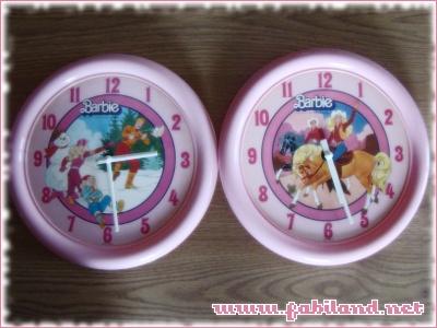 Horloge Barbie