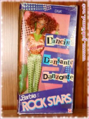 Diva Rocker Dancing