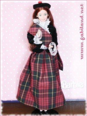 Barbie Scottish