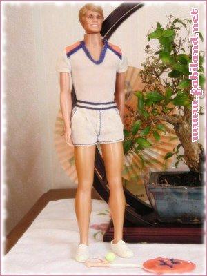 Ken Sports star de mon enfance