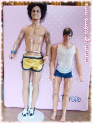 Ken et Big Jim
