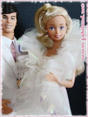 Barbie et Ken Crystal