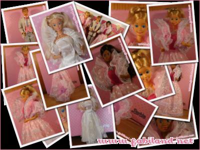 Barbie Dream glow
