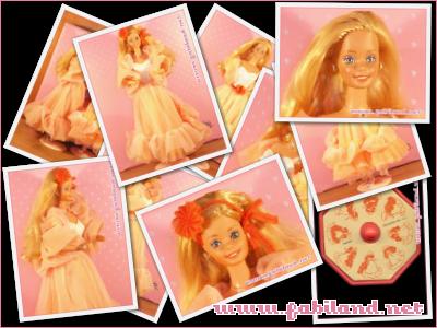 Barbie Peaches n cream